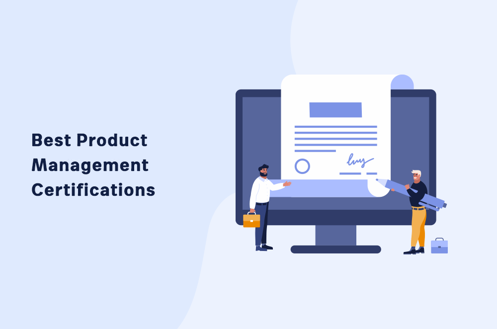 9 Best Product Management Certifications Online in 2021